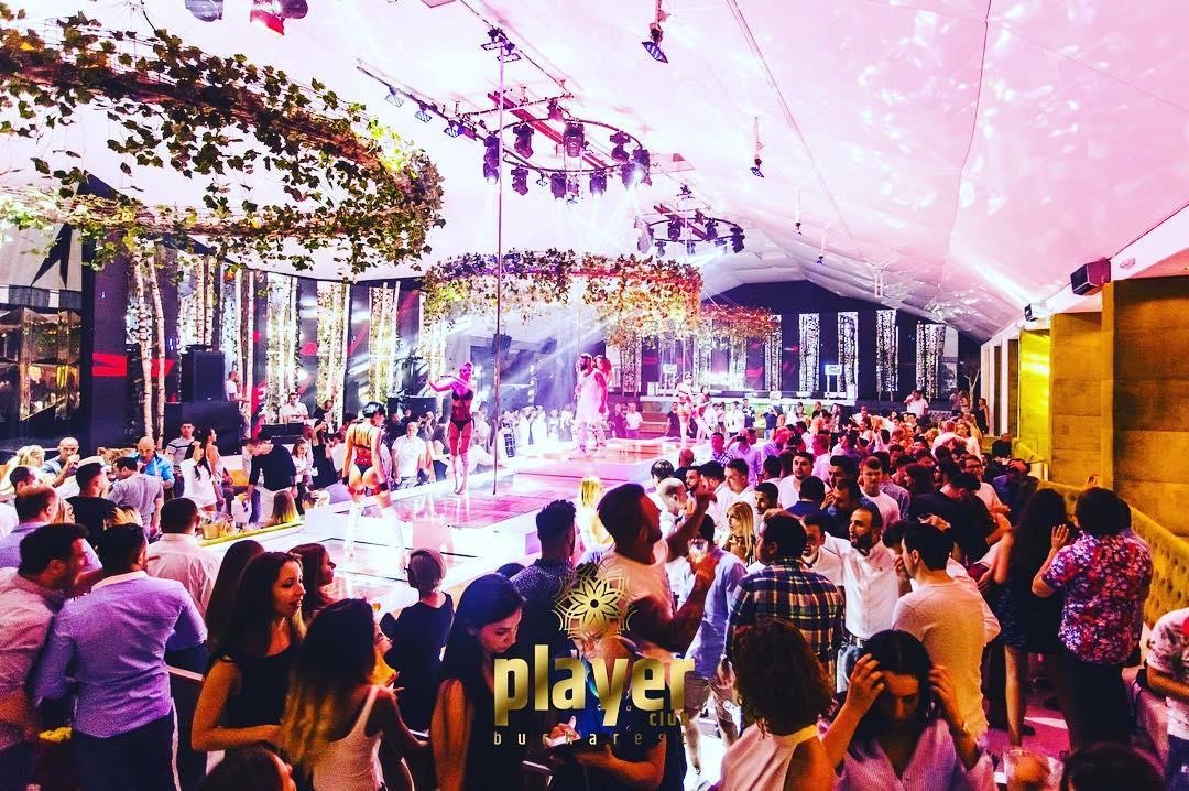 Player Club Bucharest - Legendary parties on Wednesday, Friday